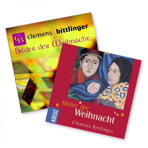 Paket - Bilder der Weihnacht (CD+Buch)
