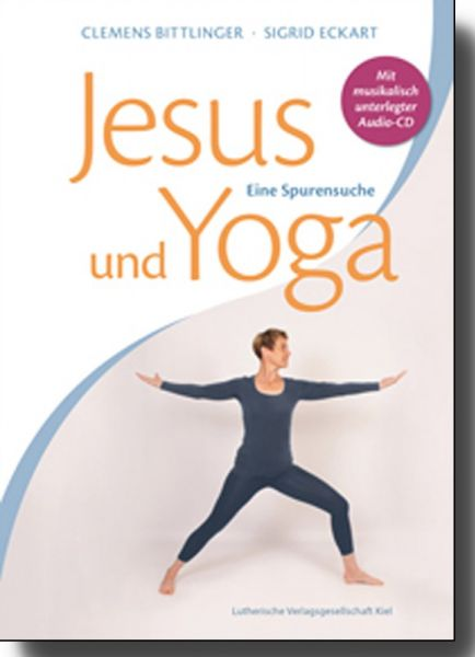 Buch+CD Jesus und Yoga