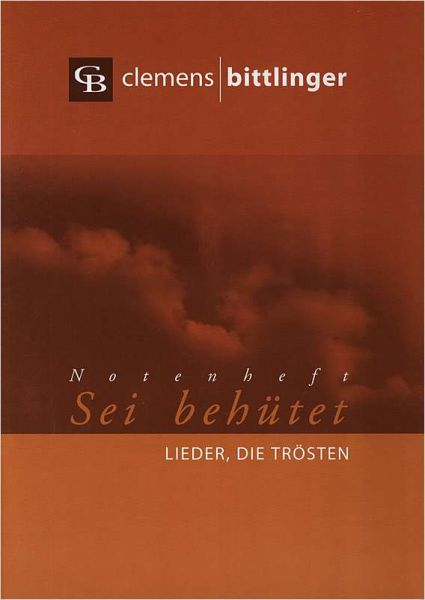 Songbook - Sei behütet