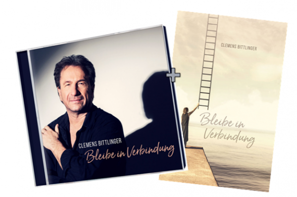 Paket - Bleibe in Verbindung (CD + Buch)
