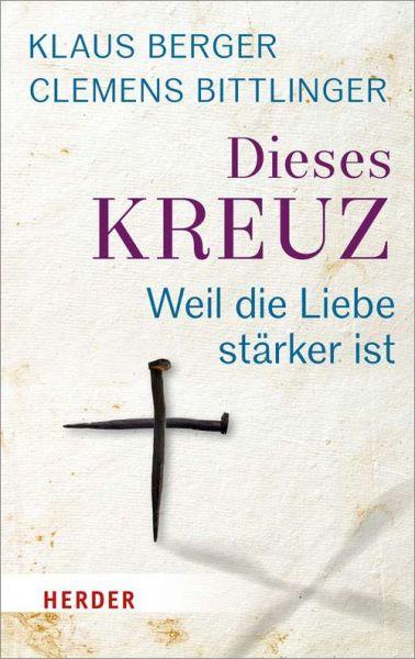 Buch - Dieses Kreuz