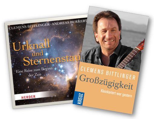 Paket - CD Urknall + Buch Großzügigkeit