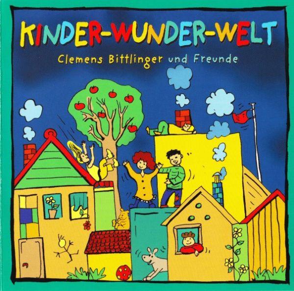 Songbook - Kinder-Wunder-Welt