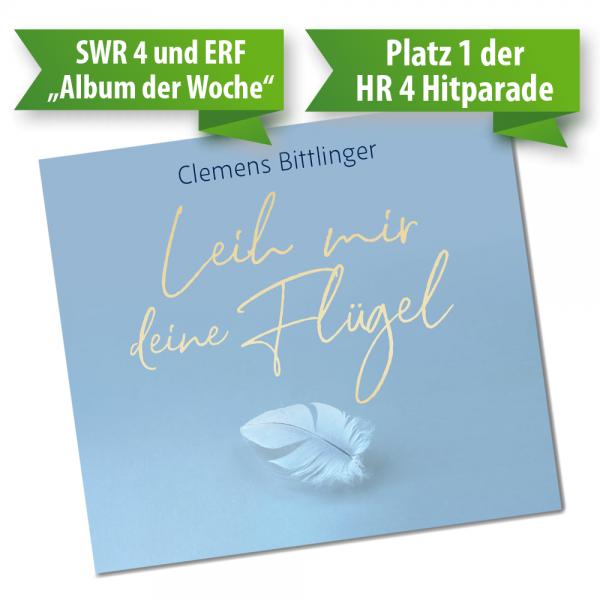 CD Leih mir deine Flügel