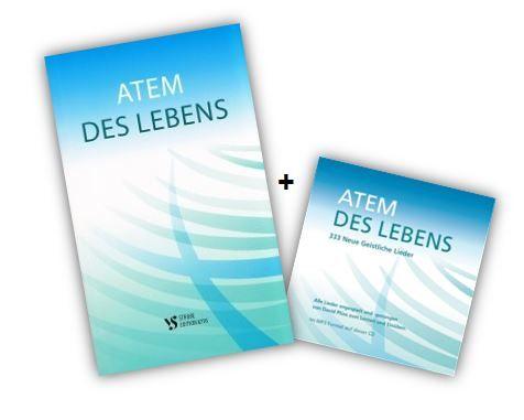 Paket - Atem des Lebens (CD+Buch)