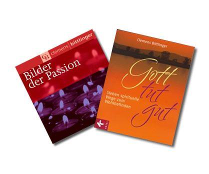 """Paket - CD """"Bilder der Passion"""" + Buch """"Gott tut gut"""""""