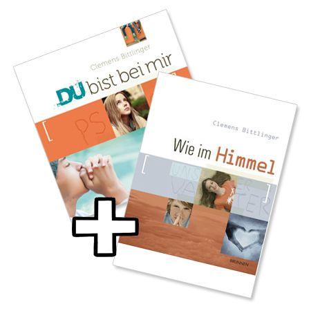 """2er Buch-Paket - """"Du bist bei mir"""" & """"Wie im Himmel"""""""