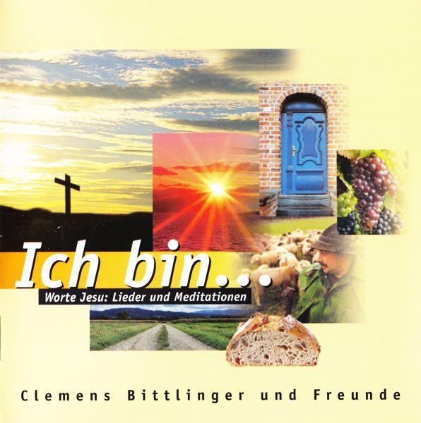 CD - Ich bin - Worte Jesu